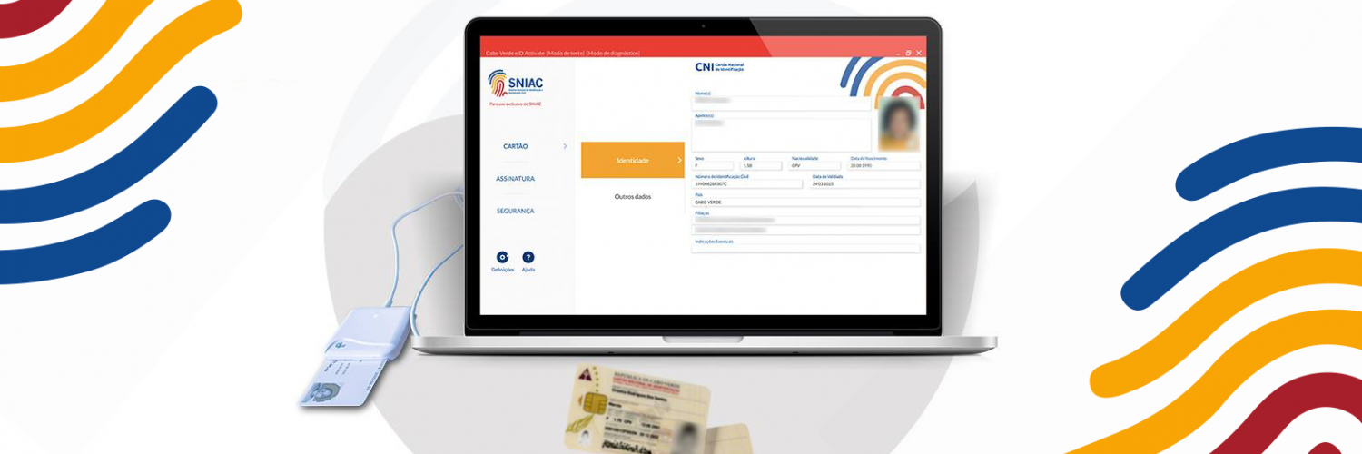 National ID Card Software for Cape Verde's Cover